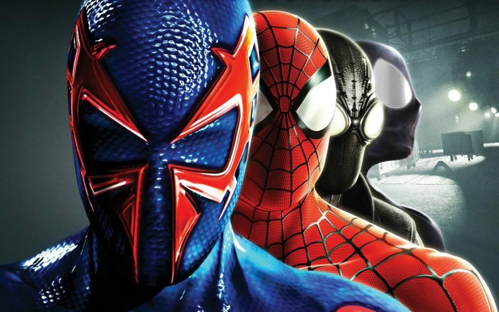 Spider Man Shattered Dimensions 2