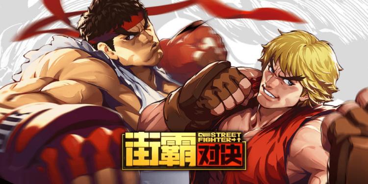 Street Fighter Duel Image