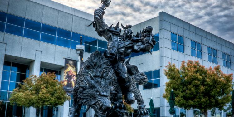 Blizzard dituntut oleh pemegang saham