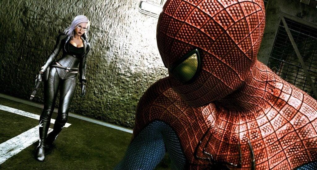 The Amazing Spider Man 2012