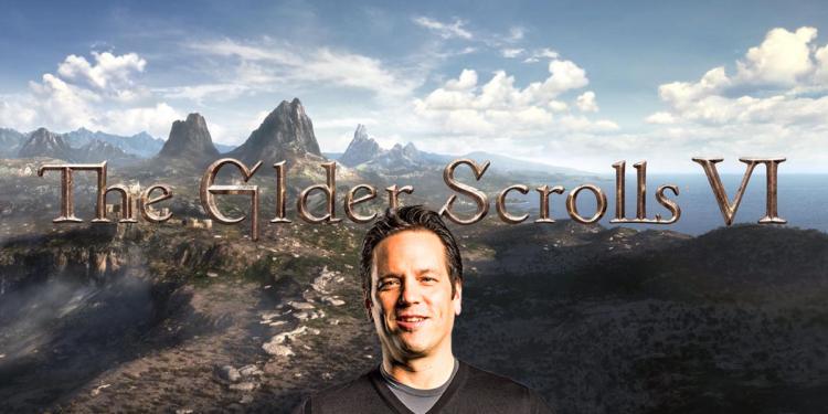 Bos Xbox Angkat Bicara tentang Perilisan The Elder Scrolls 6