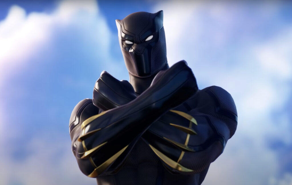 Blackpanther Fortnite@2000x1270
