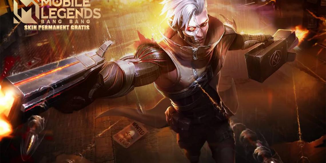 Moonton Akan Berikan Skin Permanent Granger Secara Gratis di Mobile Legends