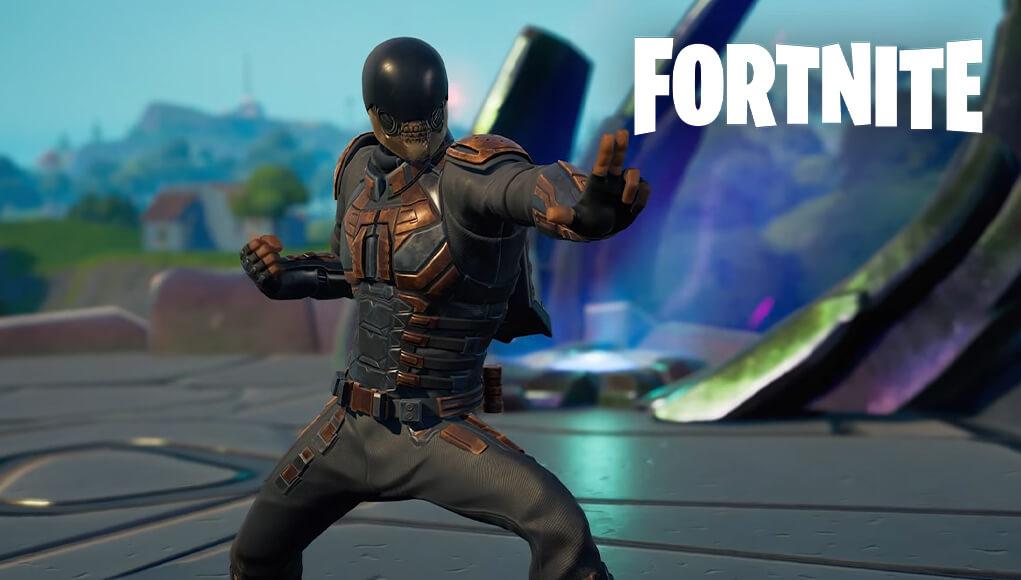 Fortnite Bloodsport Skin