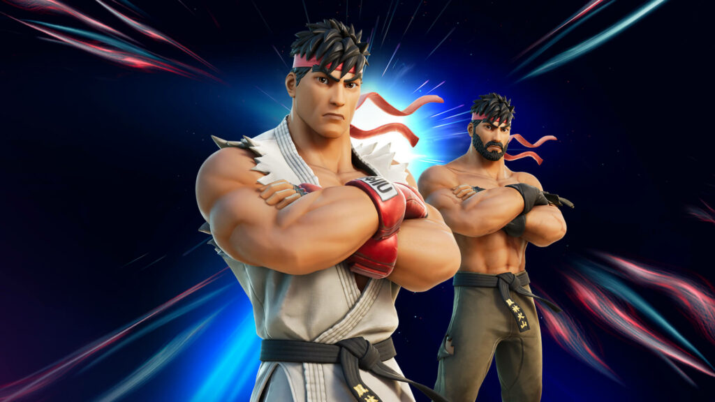 Fortnite Ryu Outfit From Street Fighter 1920x1080 7ba38ec4185d 1