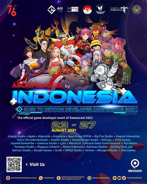 Gamescom 2021 Indonesia 1