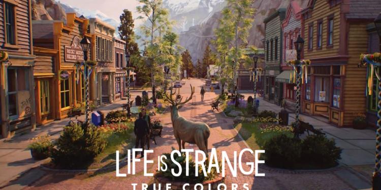 Life Is Strange: True Colors Rilis Trailer Baru, Pamerkan Keindahan Kota Haven Springs