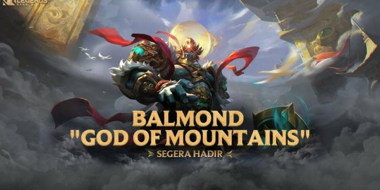 Balmond god of mountain
