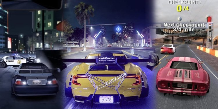 Game Need for Speed Terbaik, Game Seru