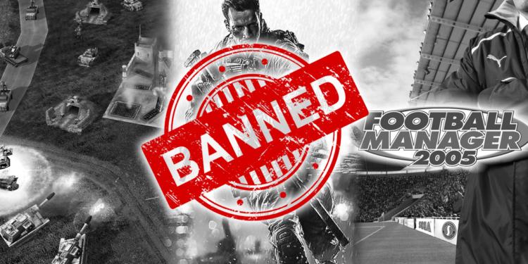 Game Banned Cina Diblokir