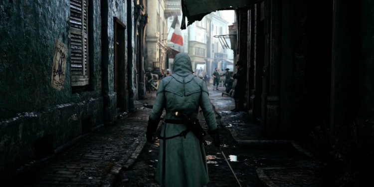 Assassins Creed Unity Reshade Mod