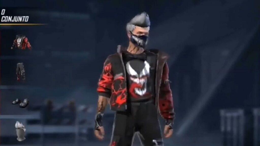 Bocoran Bundle Jacket Venom 1