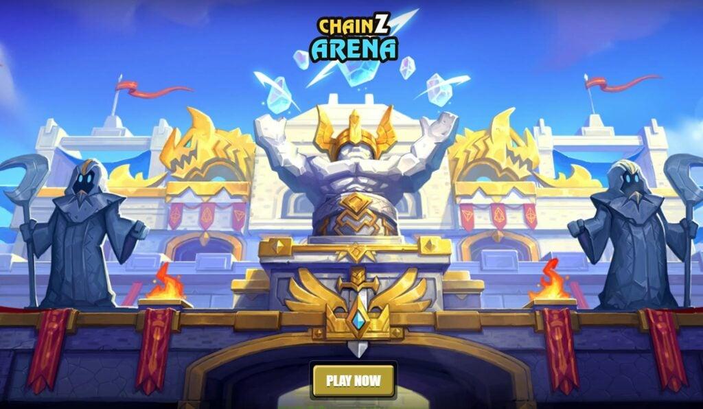 Chainz Arena Nft