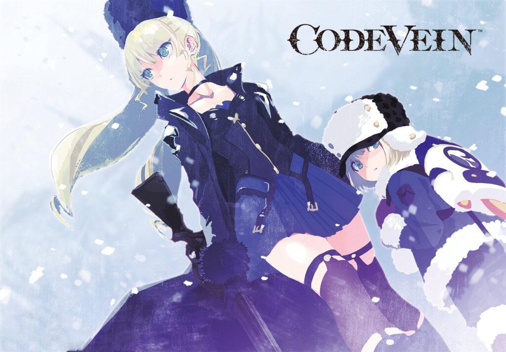 Code Vein Wallpaper