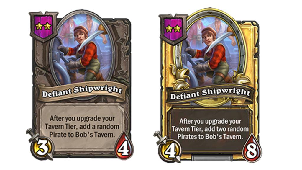 Defiant Shipwright