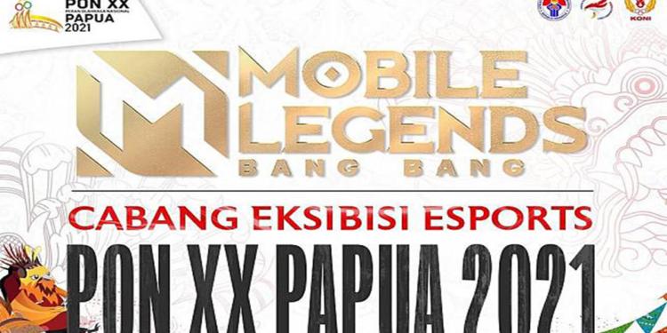 Wow! 8 Provinsi ini Amankan Tiket Final PON XX Esports Papua 2021 Mobile Legends!