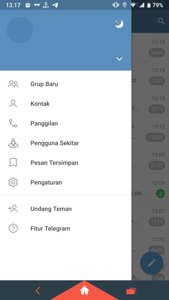 Grup Telegram 1