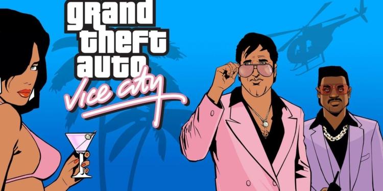 Gta Vice City Cover 2