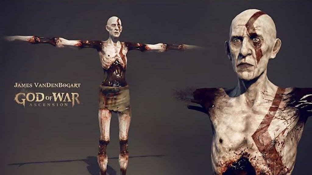 God of War Ascension Kratos