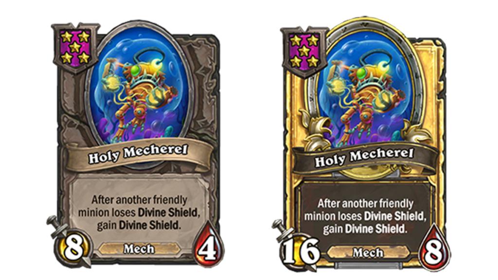 Holy Mecherel patch note 21.2