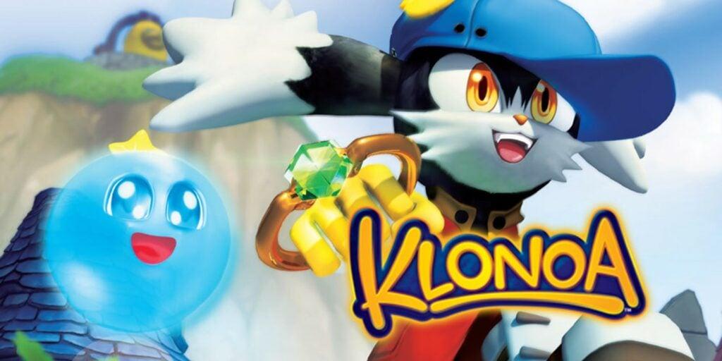 Klonoa Nintendo Wii