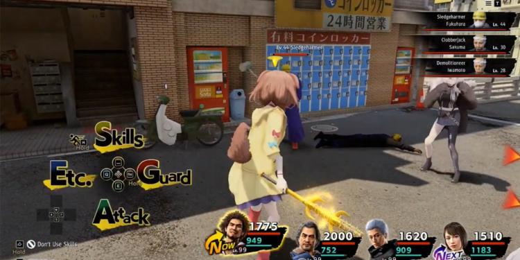 Mod Hololive Yakuza 7