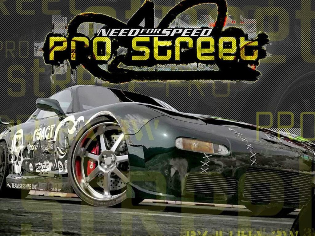 Need For Speed Prostreet Wallpaper