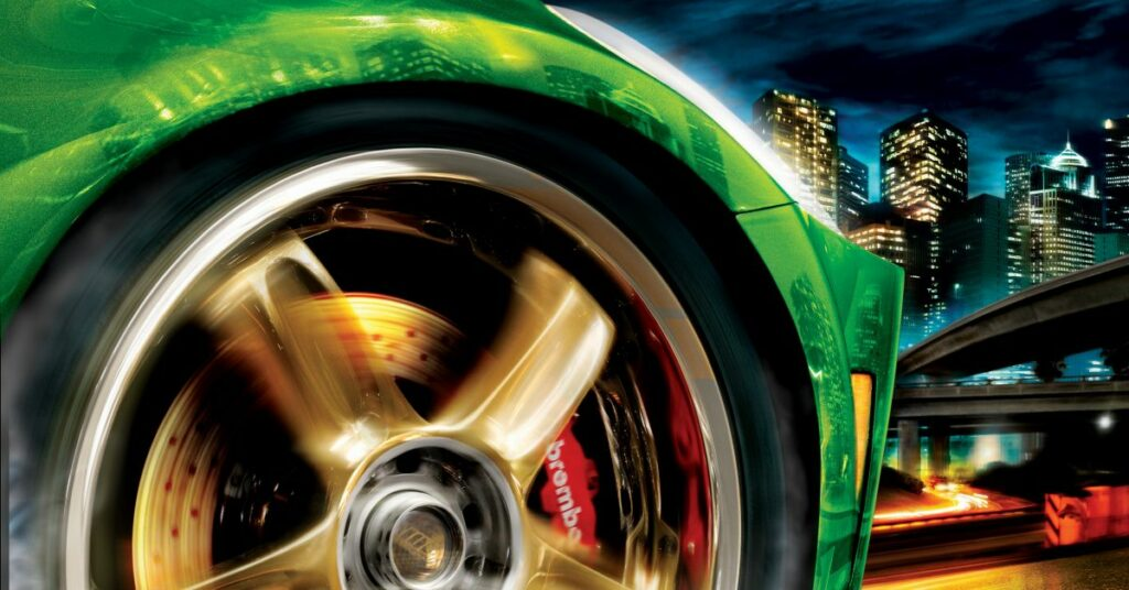 Need For Speed Underground 2 Wallpaper