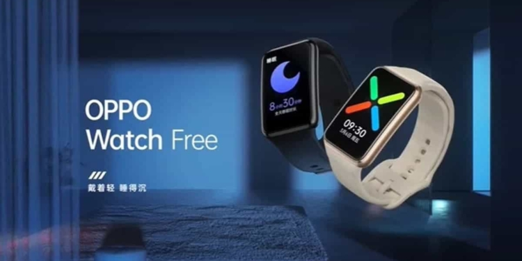 Oppo Watch Free Launched In China