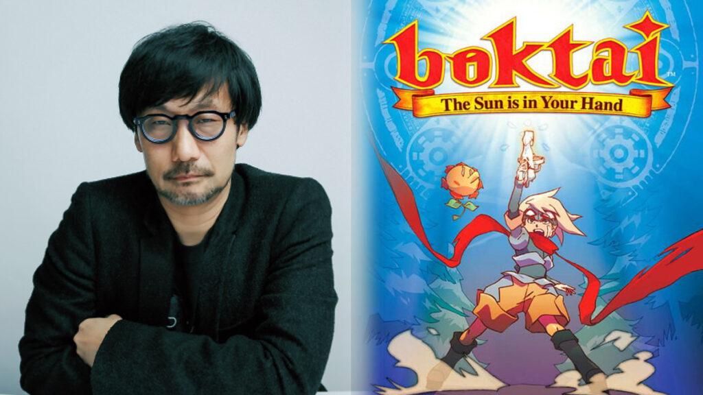 Hideo Kojima Boktai: The Sun Is in Your Hand