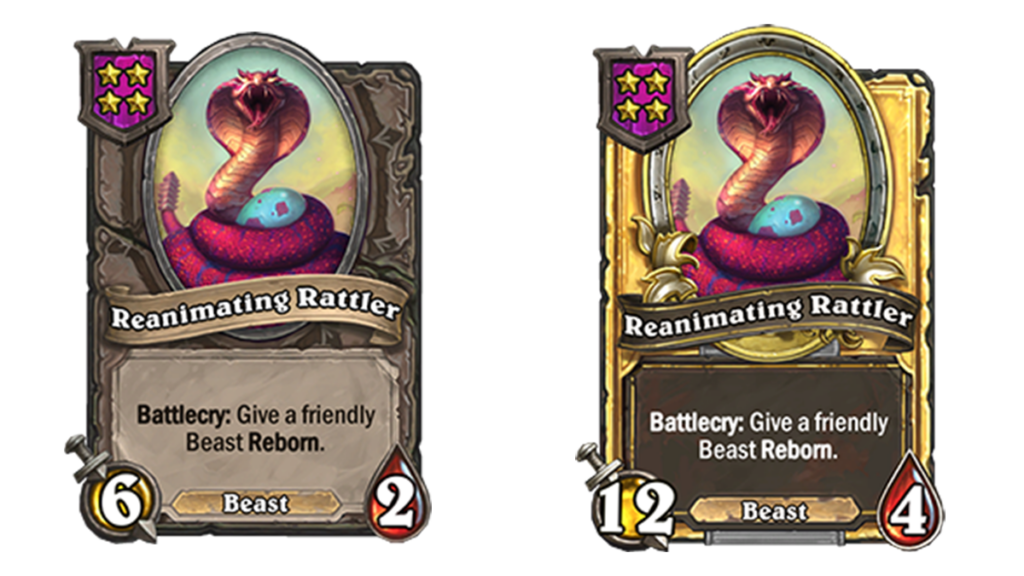 Reanimating Rattler patch note 21.2