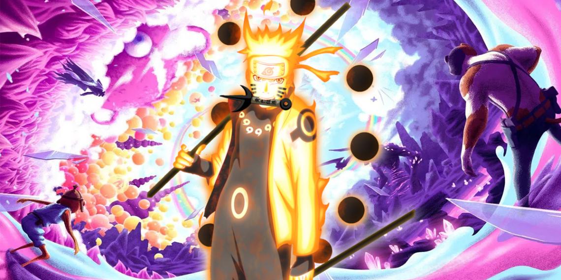 Fortnite Naruto Epic Games