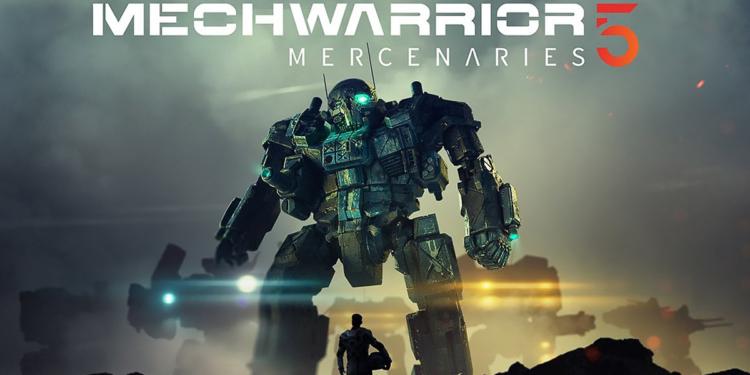 MechWarrior 5 Mercenaries PS5