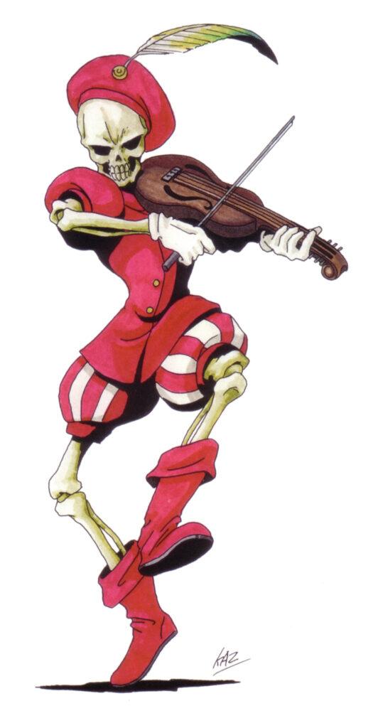 Shin Megami Tensei David