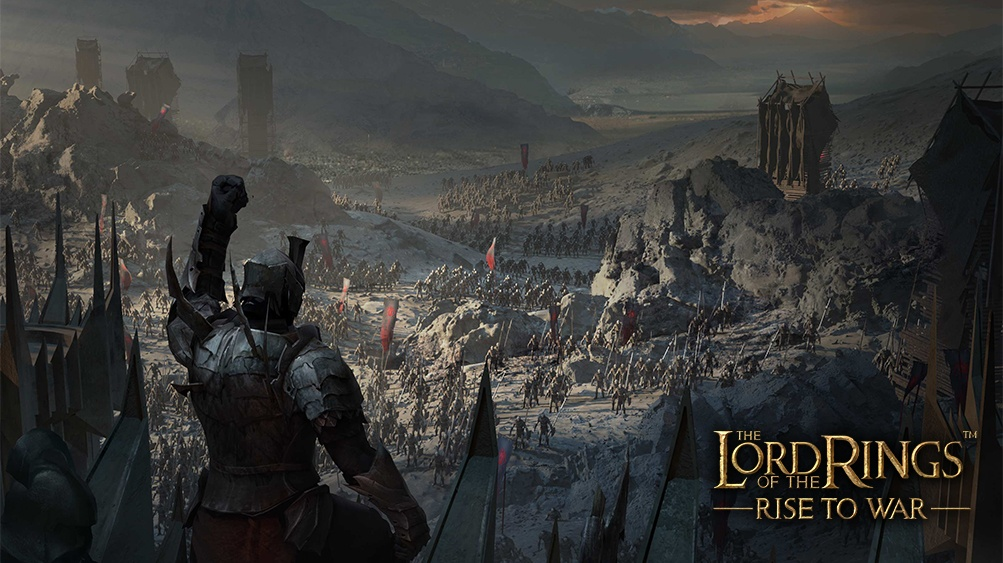 The Lord Of The Rings Rise To War Concept Art 1