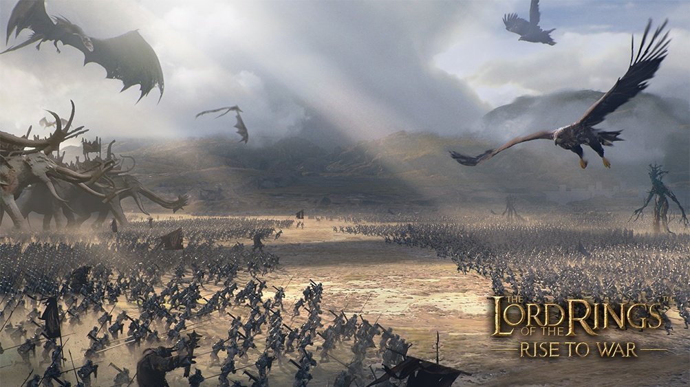 The Lord Of The Rings Rise To War Concept Art 2