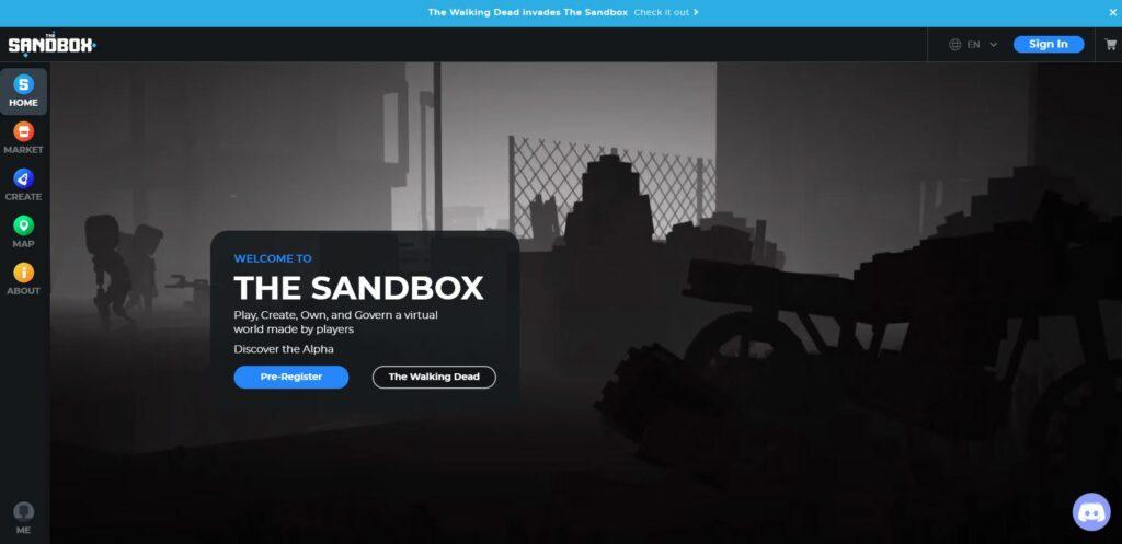The Sandbox 3d Nft
