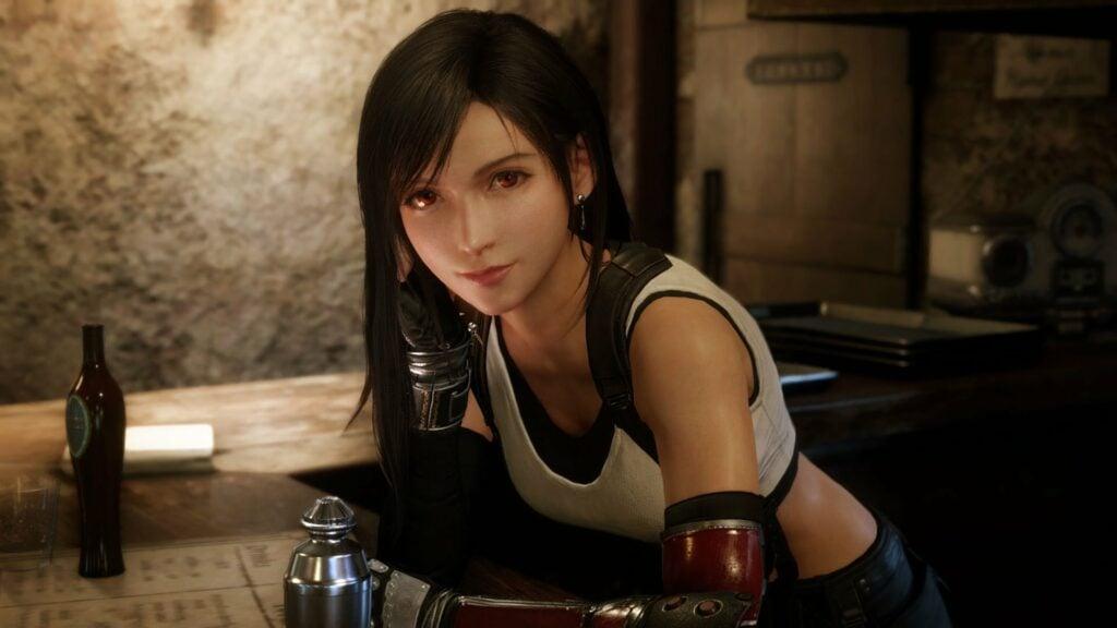 Tifa Lockhart Final Fantasy Vii