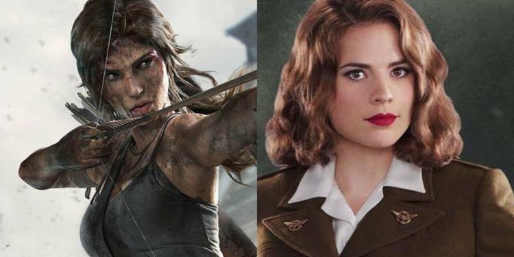 Tomb Raider Hayley Atwell