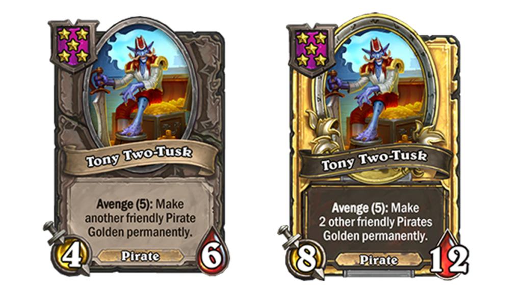 Tony Two Tusk