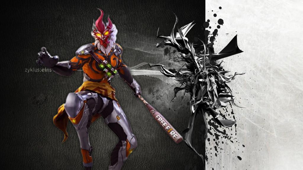 Karakter FF  Wukong