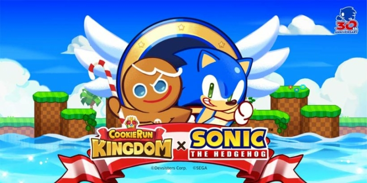 Cookie Run Kingdom Sonic Tails Collab Cover Jpg 820