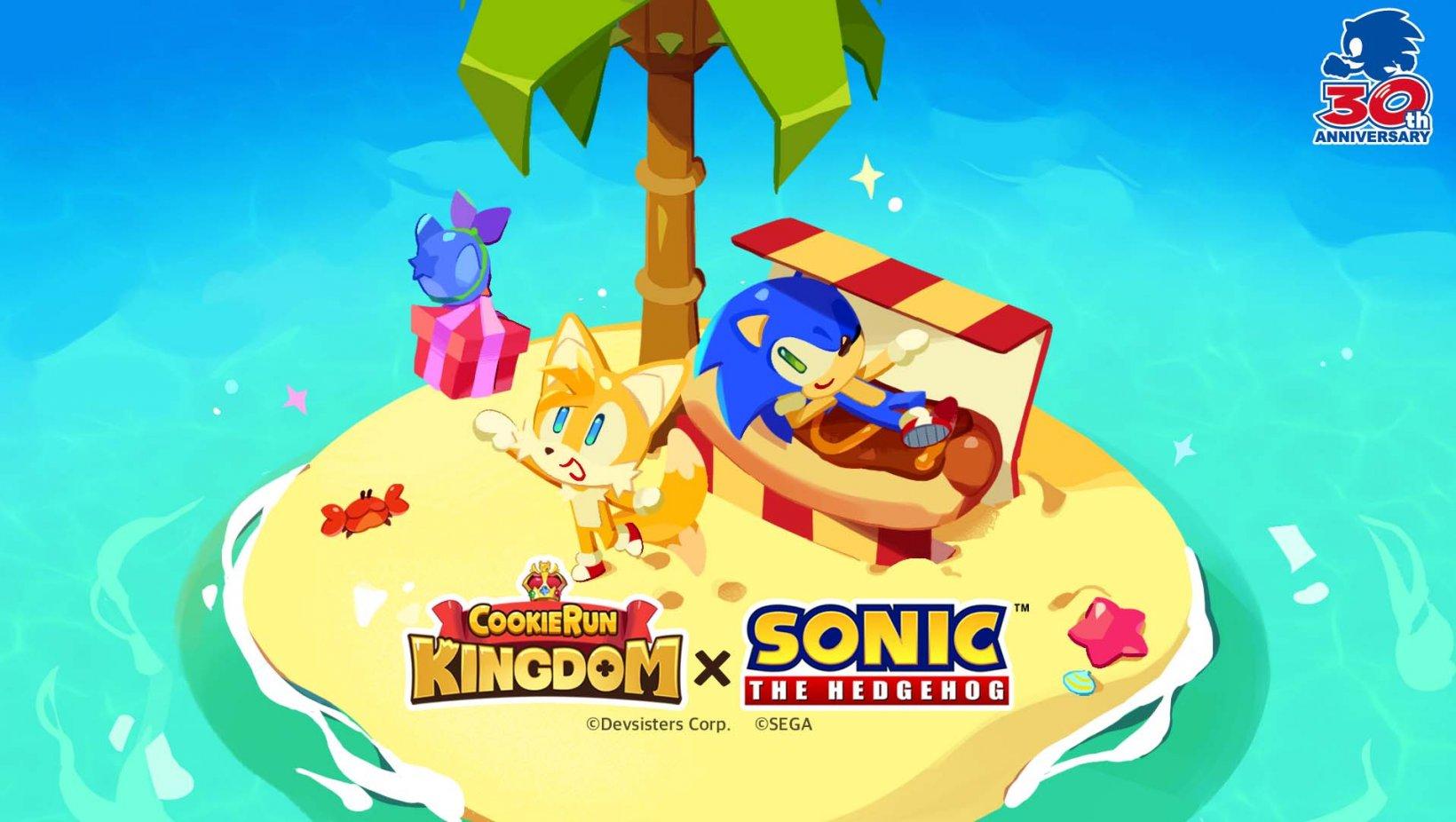 Cookie Run Kingdom Sonic Tails Collab Jpg 1640