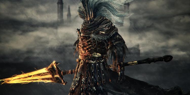 Dark Souls 3 Nameless King