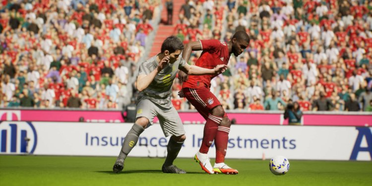 Efootball 2022 New Screenshots 1