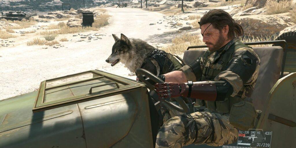 Gaming Metal Gear Solid V Phantom Pain Screenshot 1