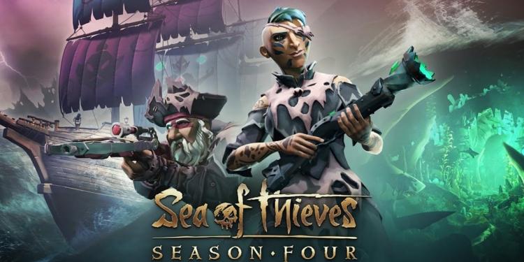 Season 4 Sea of Thieves Ajak Pemain Menyelam ke Dasar Laut