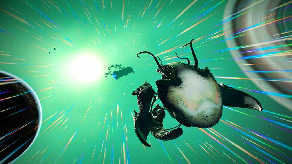 No Mans Sky How To Upgrade A Biological Ship