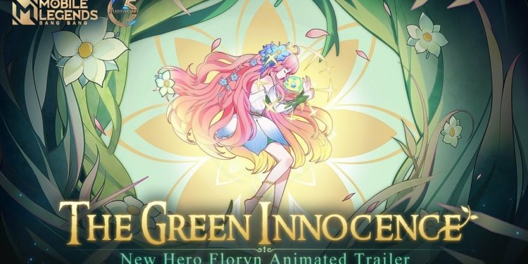 Trailer Animasi Floryn di Mobile Legends