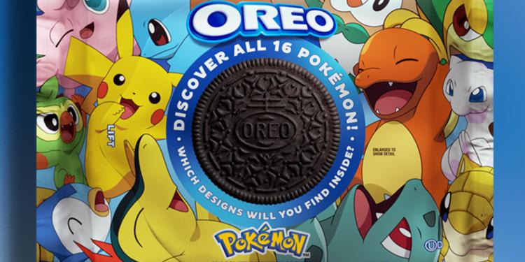 Pokemon Oreo